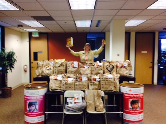 Donate Food Drive
